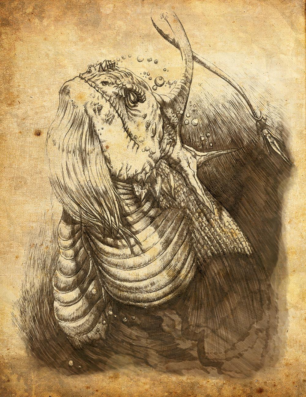 Angler Dragon