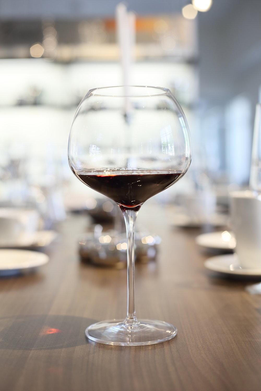 Luigi Bormioli - Italian made, crystal glassware.