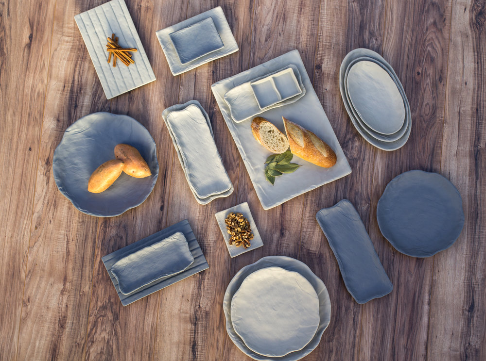 cheforward - melamine dinnerware and serving pieces