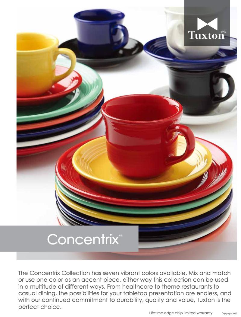 Tuxton Concentrix