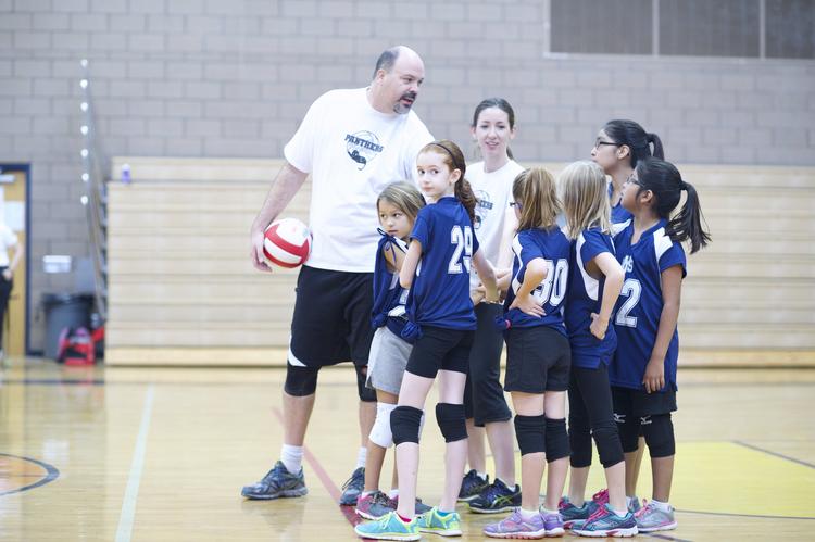 volleyball girl vikki colvin