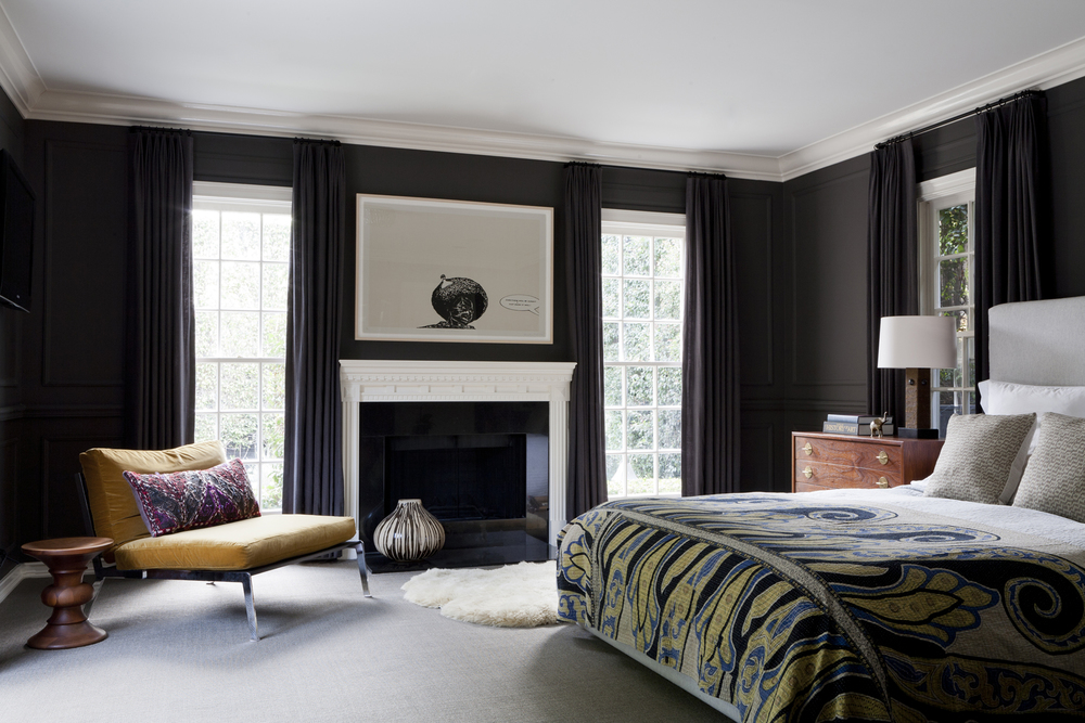 Beautiful Dark Bedroom Colors Ideas - Decorating Design Ideas ...