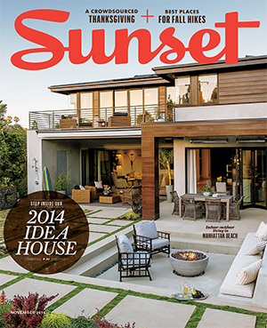 Sunset Magazine       November 2014