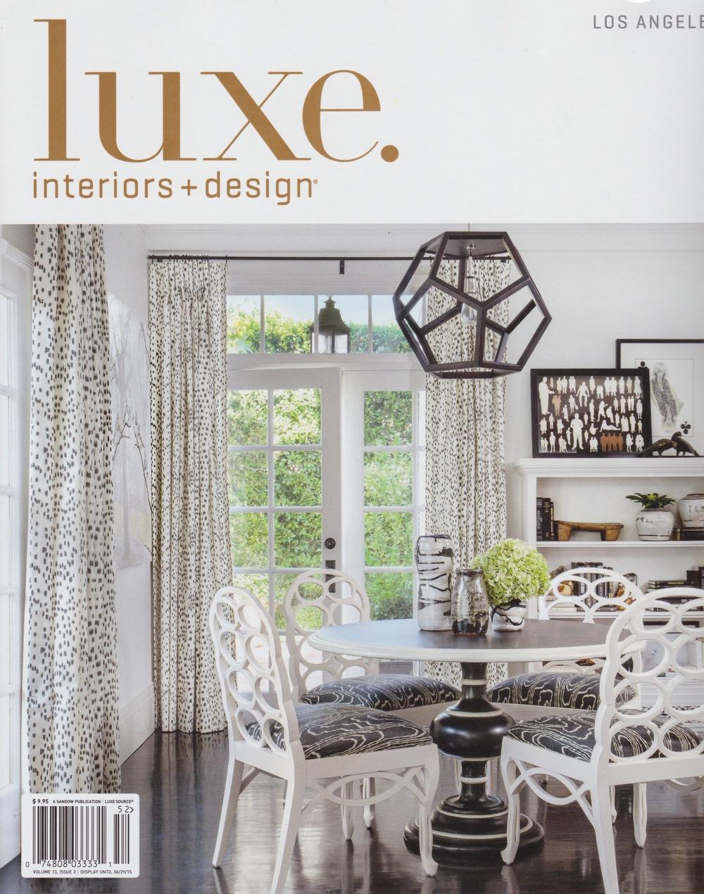 Luxe Magazine Spring 2015