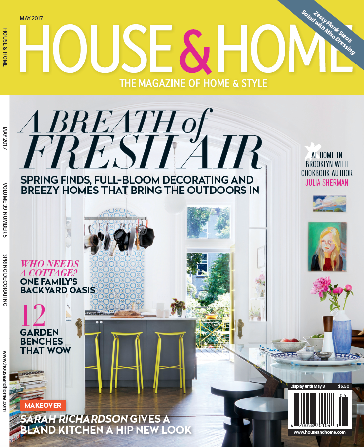 House + Home - May 2017