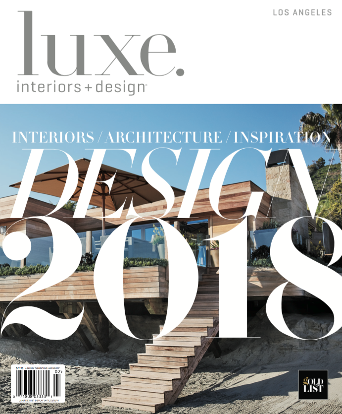 Luxe Magazine January 2018