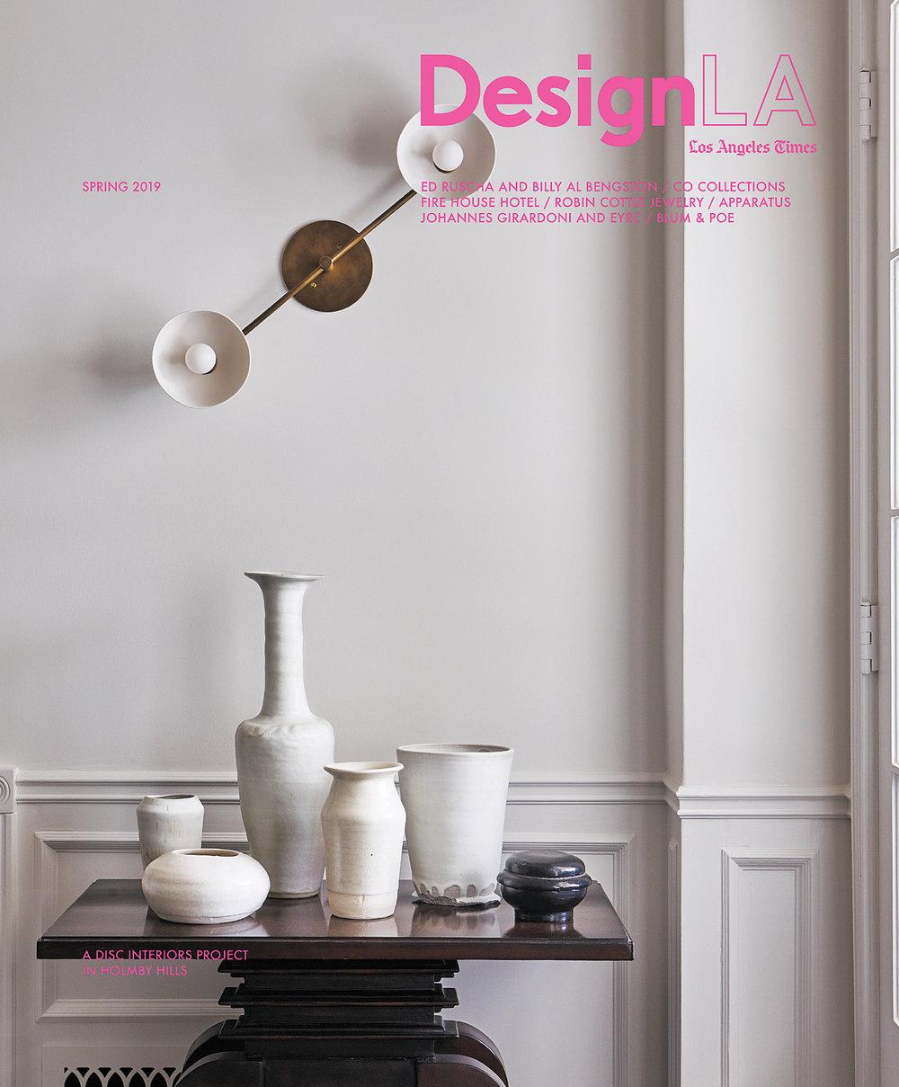 LA Times Design LA Magazine Spring 2019