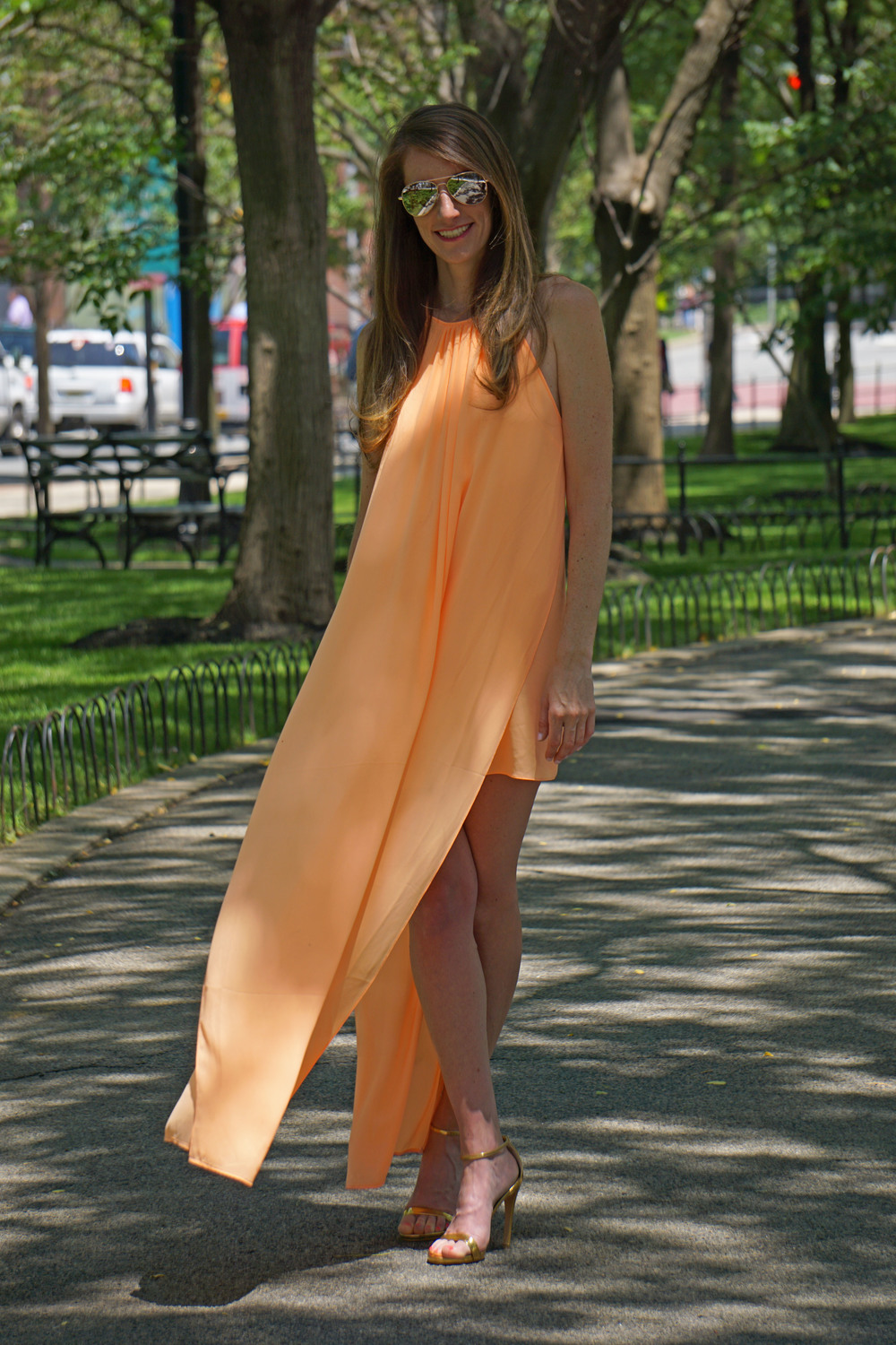 Allie Brandwein in an Elizabeth and James dress.jpg