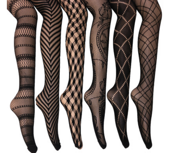 Elegant Lace Tights
