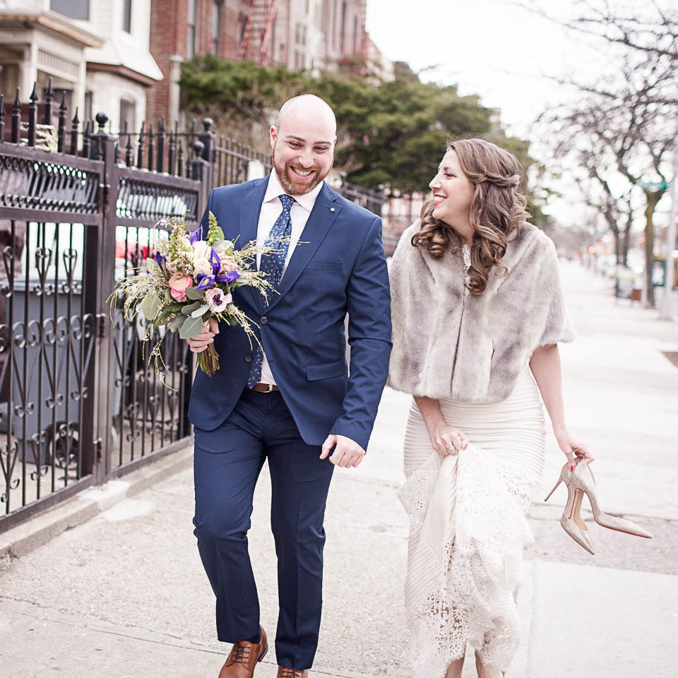 Greg looking dapper on his wedding day in his custom J.Hilburn