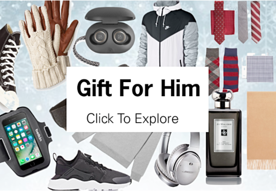 When it comes to buying holiday gifts for men, the more useful the find, the better. Men love gadgets and tools, but you shouldn't underestimate the power of comfortable gloves or a quality tie—as long as it makes his life easier, he will love it. These cool gifts for guys are unique, thoughtful, and bound to bring him joy. Whether you're looking for a gift for dad, a gift for brothers, a gift for your husband, or a gift for your boyfriend, these holiday presents cover all the bases and are within reasonable price! Click these pictures to explore the wonderful world of presents for your holiday gift guide for every guy.   (SHOPPABLE LOOKBOOK ABOVE NO LONGER AVAILABLE)