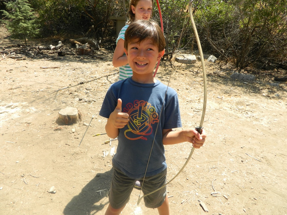 Some camp favorites, like archery,