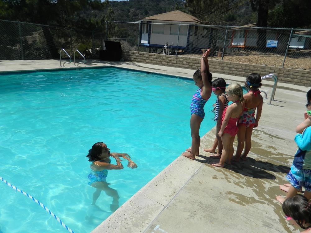 SK-PreK swim lessons