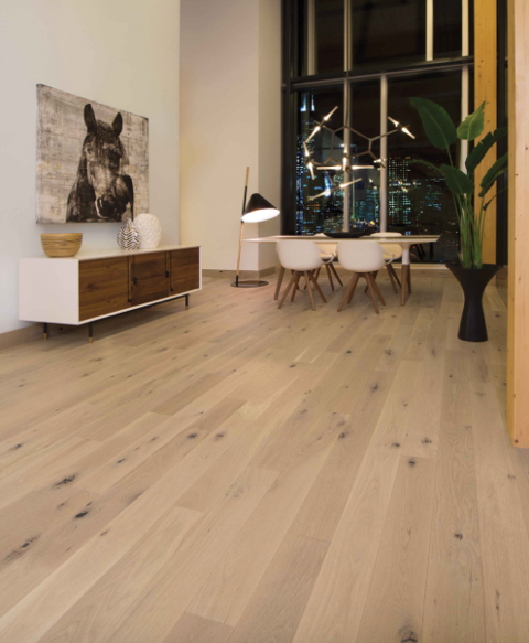 Mirage  White Oak, Colour: White Mist Heavy Character