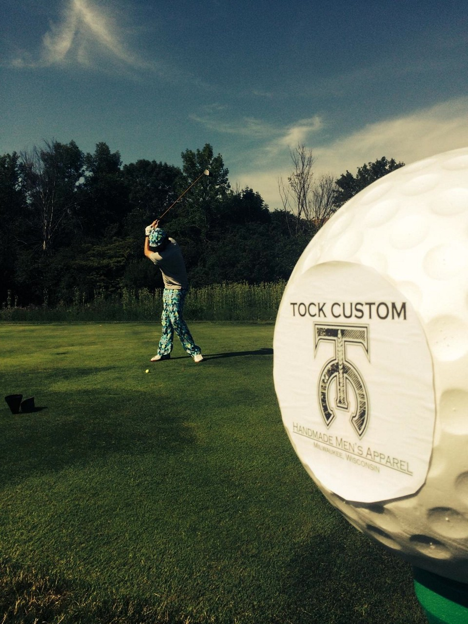 Tock Custom Golf