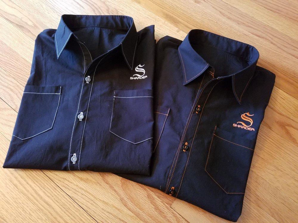Tockcustom Shraderdesigns Shirts