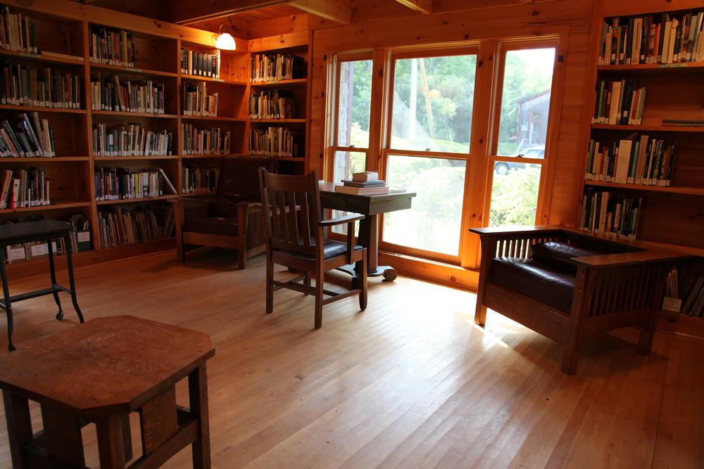 Lehman Library, 2010