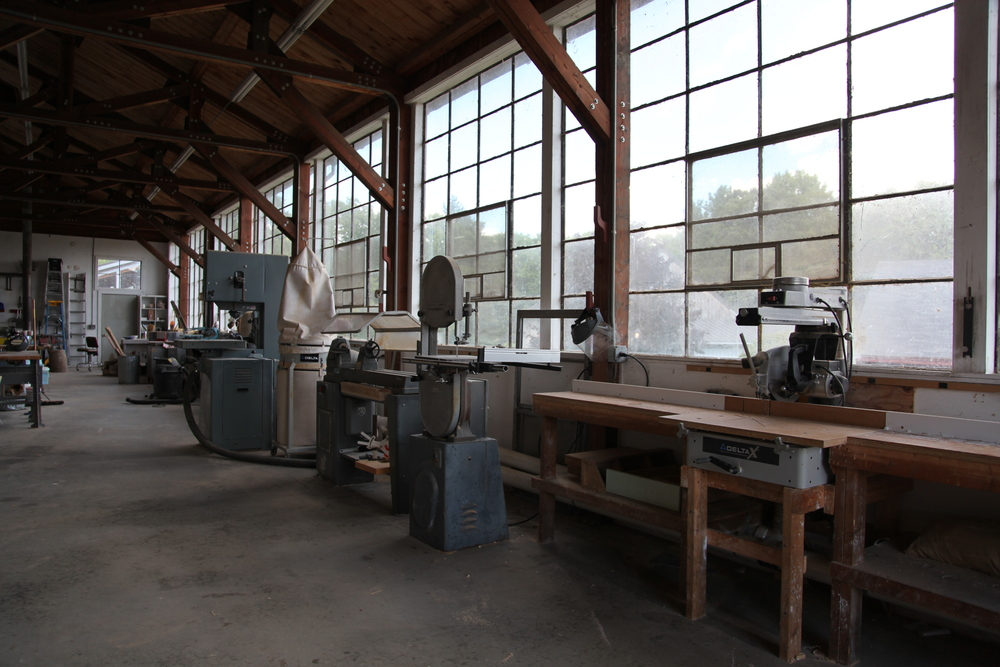 Sculpture Shop, 2010