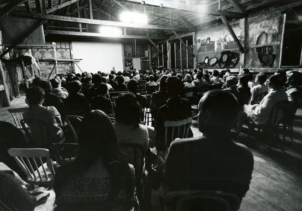 Buckminster Fuller Lecture, 1968