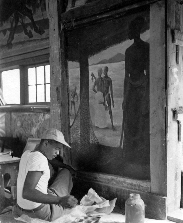 Fresco, 1952