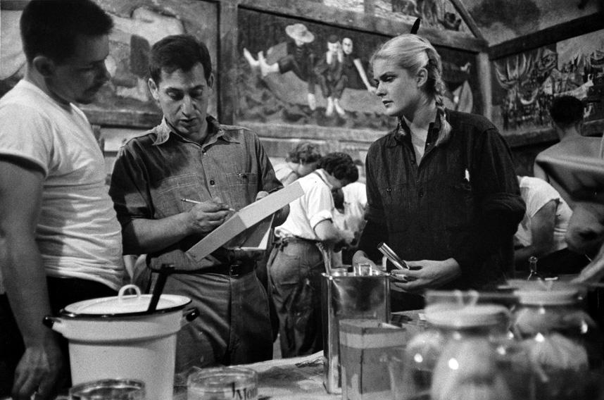 Fresco, 1958