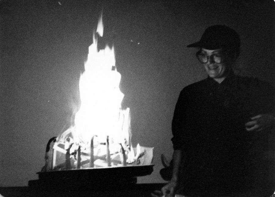 Fire, 1980