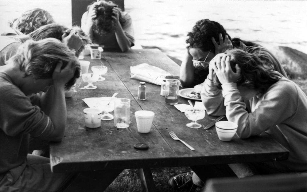 Dining Hall, 1986