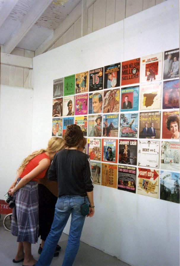 Exhibition, 2001