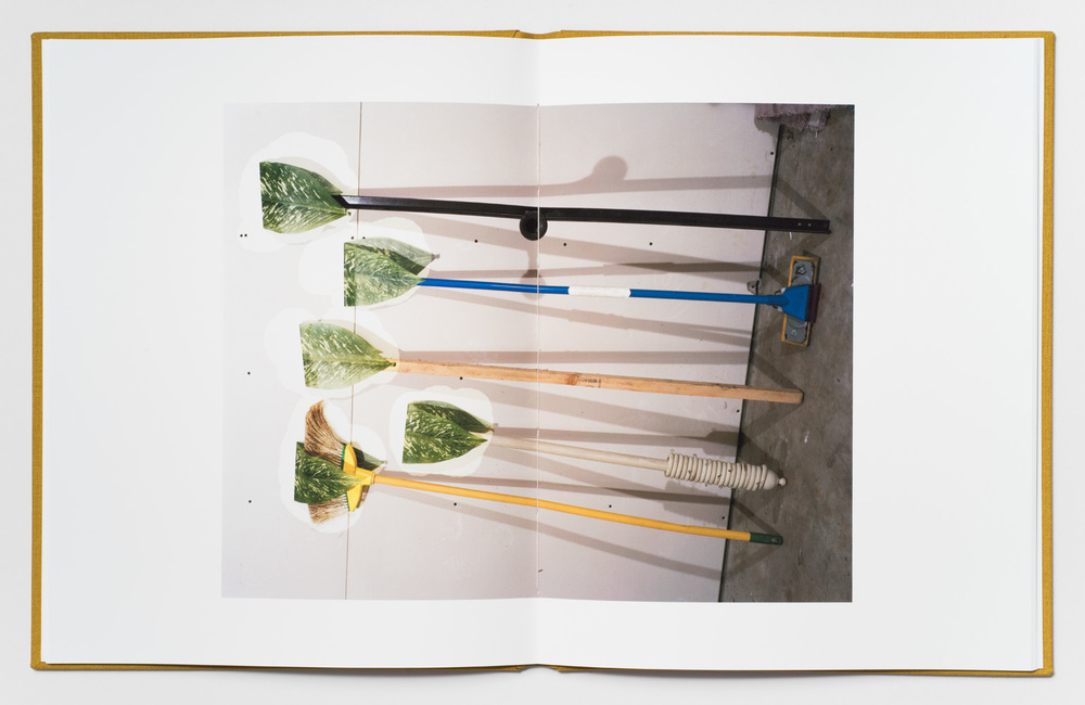 THIMGS  (Artist Proof 2) (2014), 9 5/16 x 7 7/16 x 7/16 inches, Printed by the artist and hand-bound by Biruta Auna