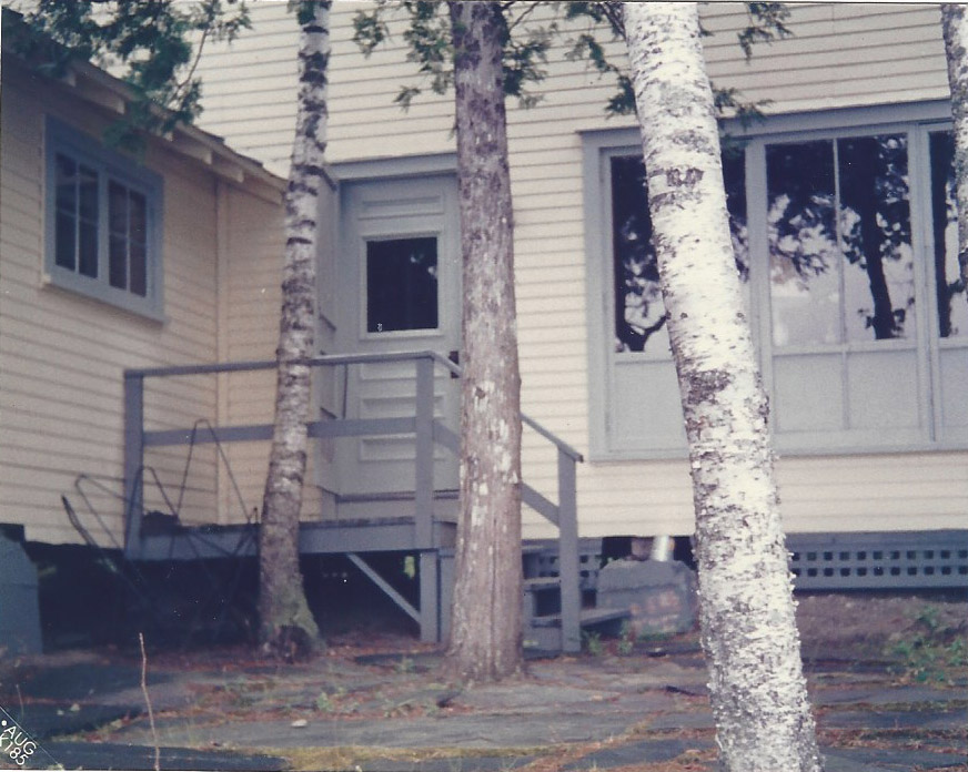 Zorach Cabin, 1985. Image courtesy Betye Saar.