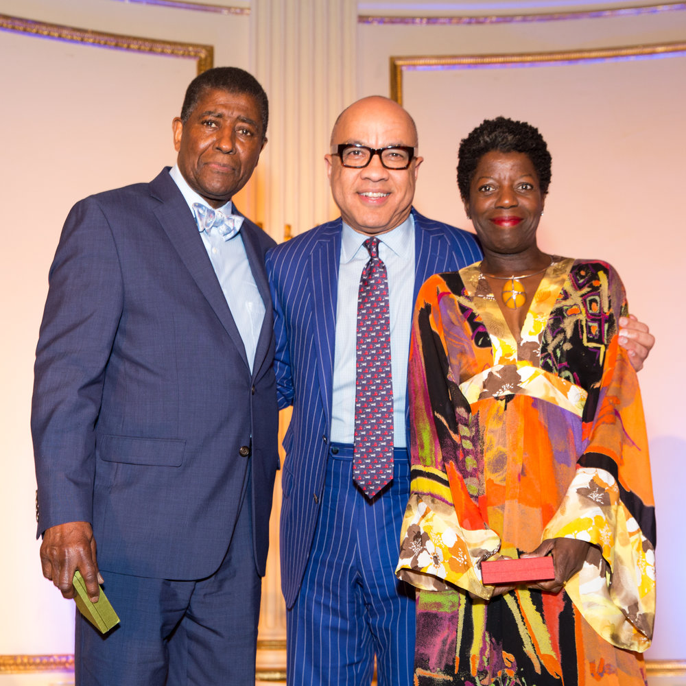 William T. Williams, Darren Walker, Thelma Golden