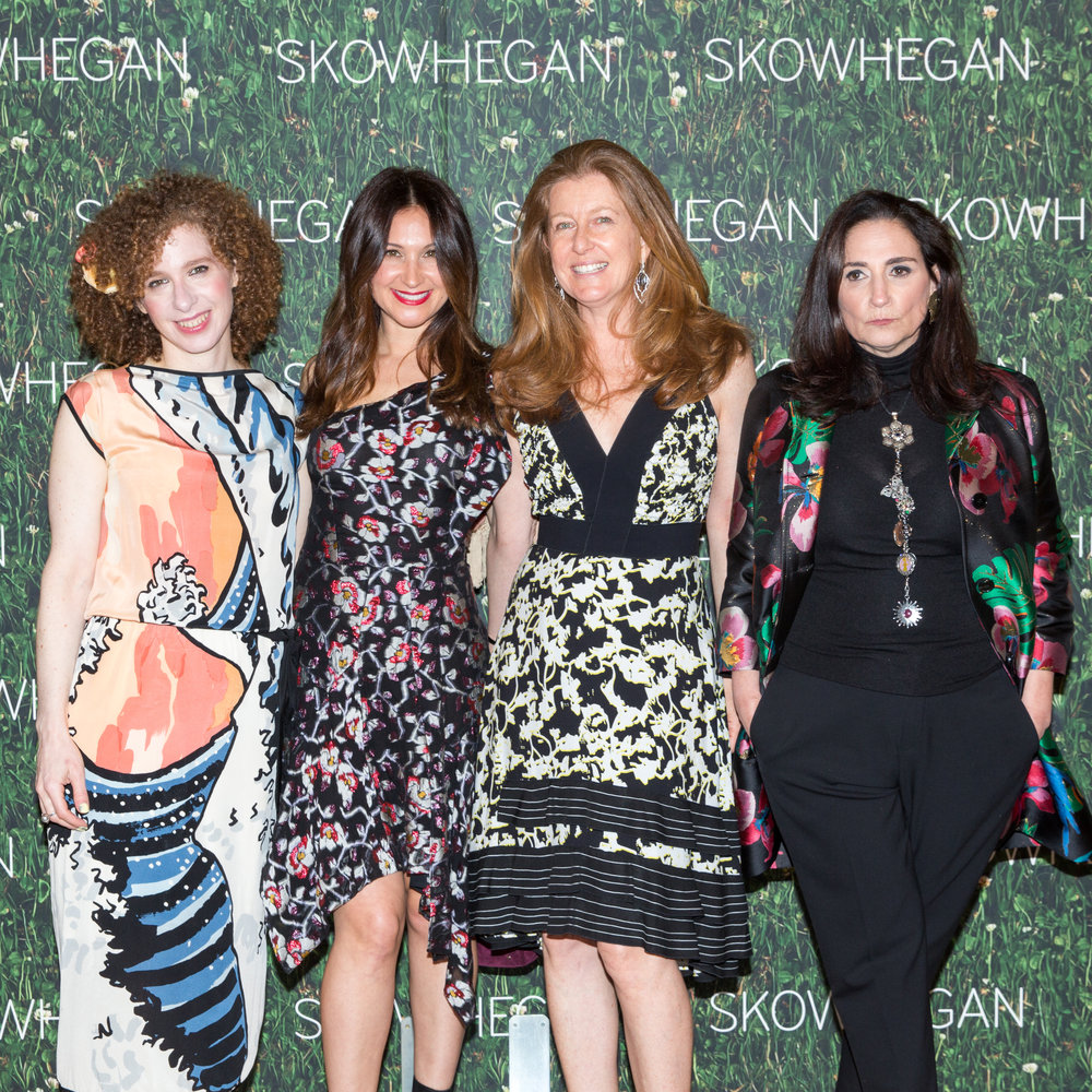 Ellen Altfast, Erica Samuels, Stephanie Hunt, Rena Hoffman