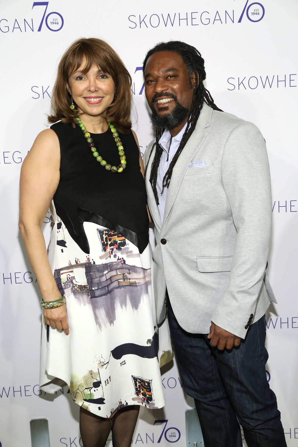 Debra Abell, Cullen Washington Jr.==