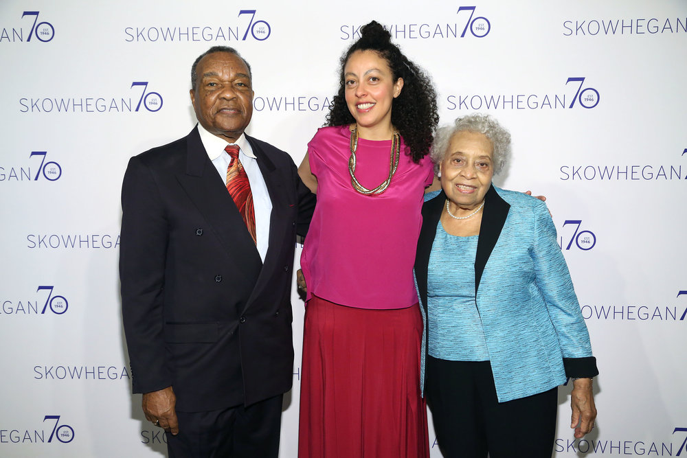 David Driskell, Sarah Workneh, Thelma Driskell==