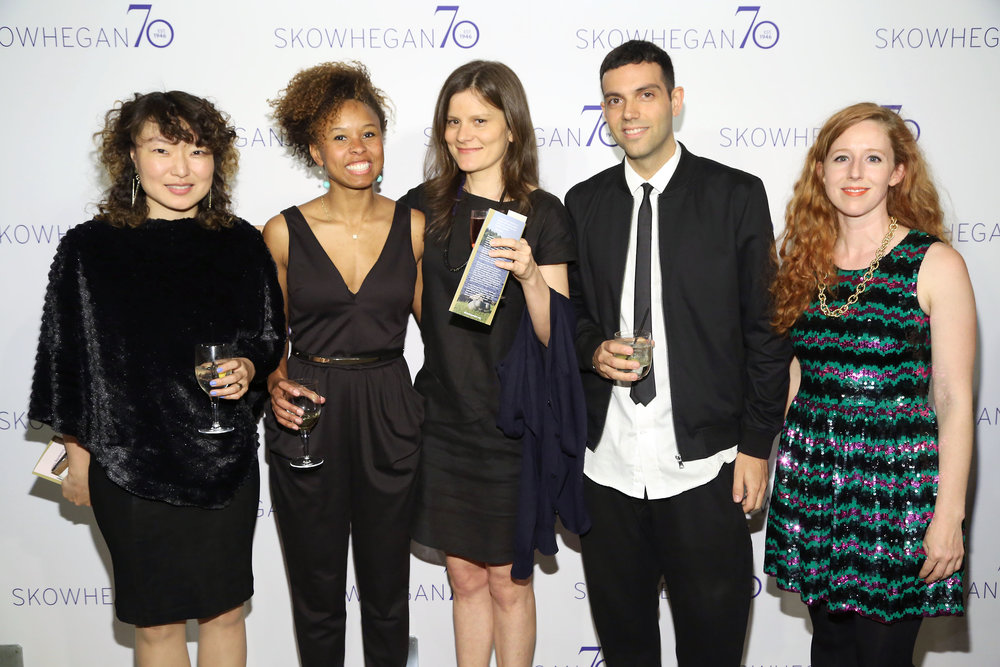 Annesofie Sahpal, Marisa Williamson, Jessica Hankey, Claire Torina, Gregory Kalliche==