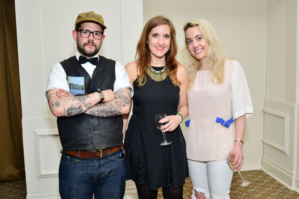 Austin Eddy, Shara Hughes, Margaux Ogden==