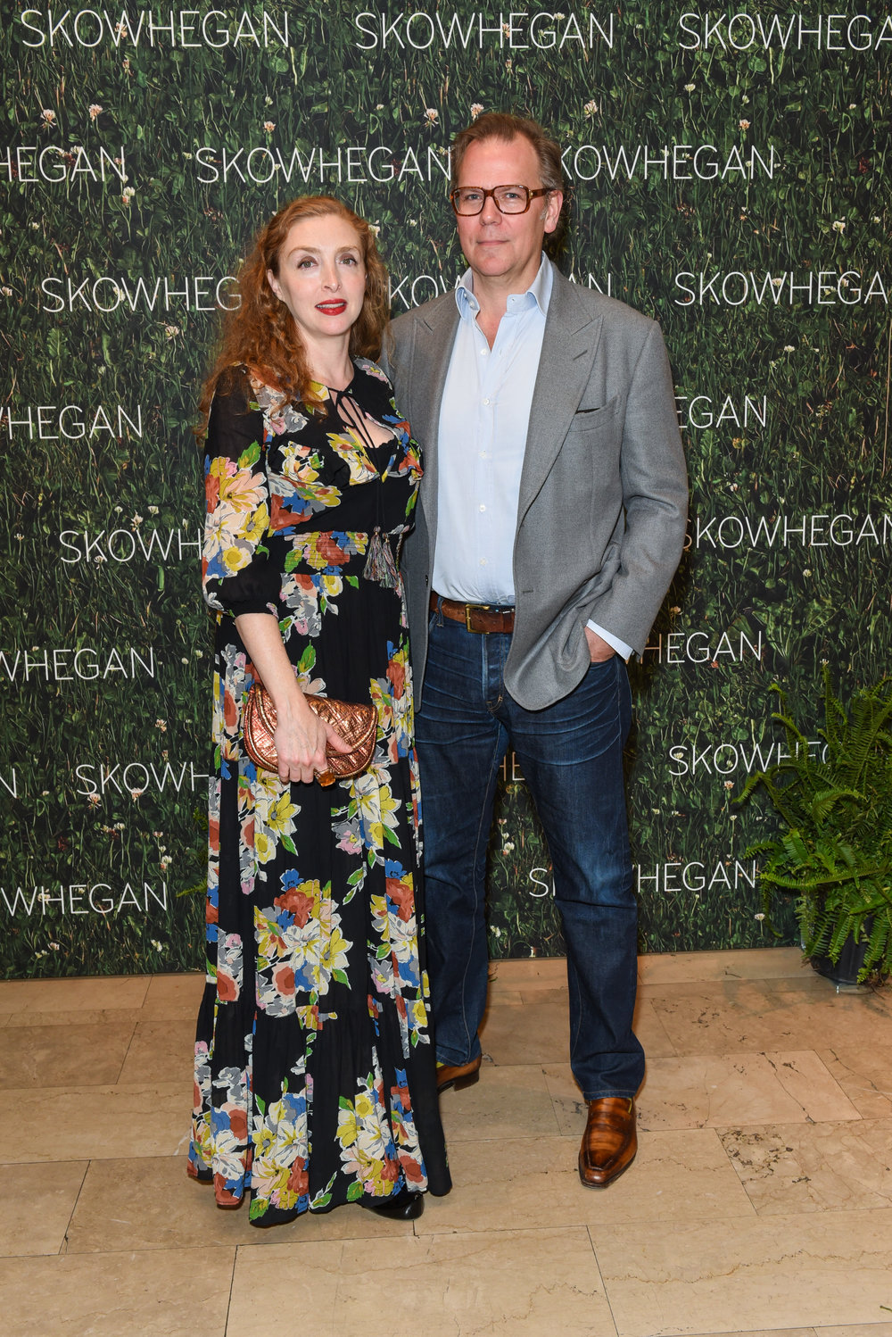Rachel Feinstein, John Currin==