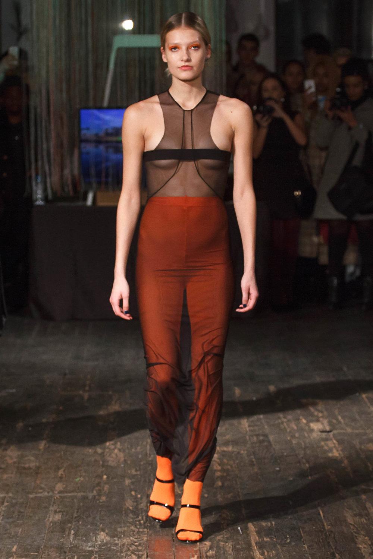 Nu-Mode Magazine Katie Gallagher FW17 NYFW