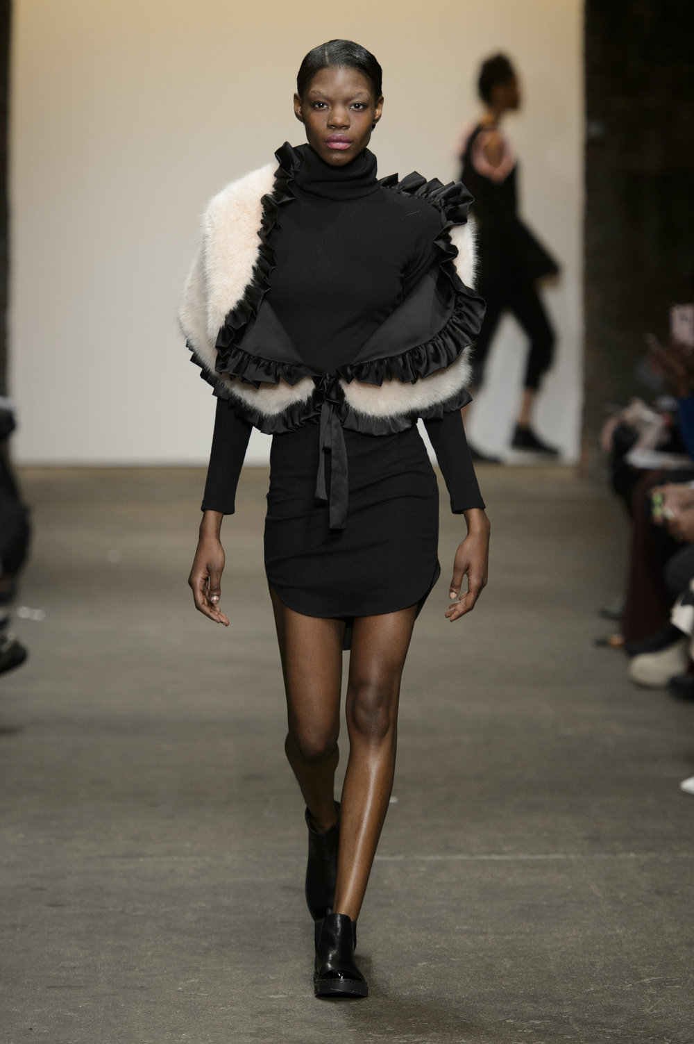 SAKU New York NYFW FW17
