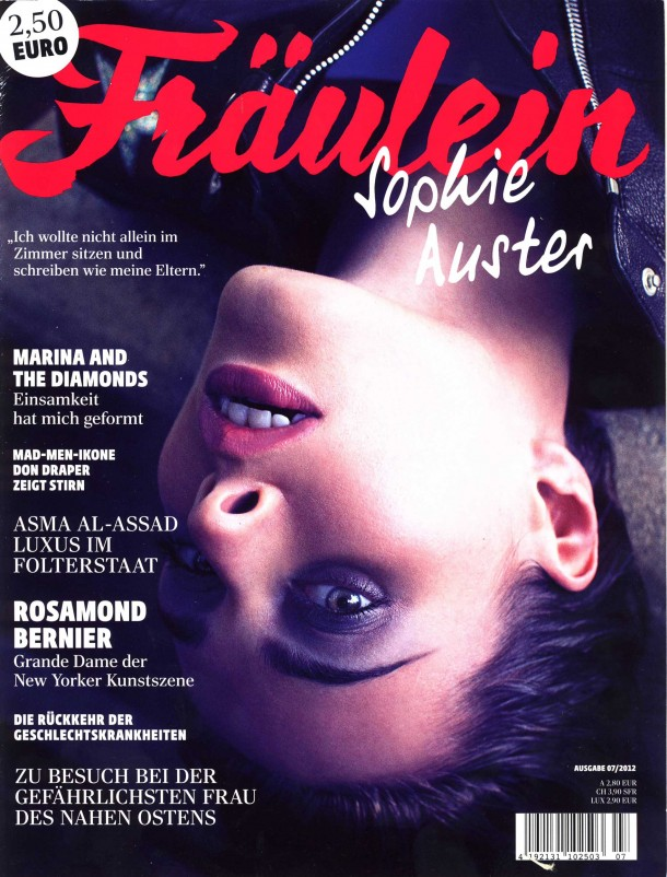 FRAULEIN COVER