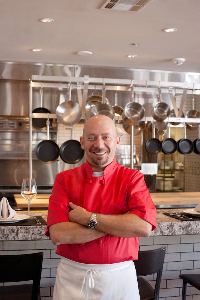 Chef Laurent Poupart