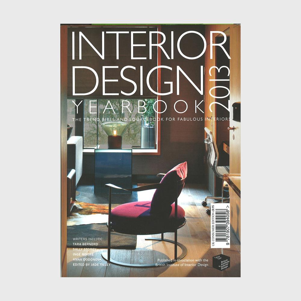 Interior Design Yearbook 2013 KNOF