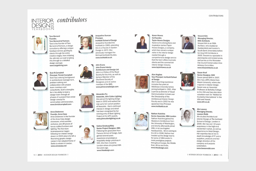 Knof Press Interior Design Yearbook 2013 02