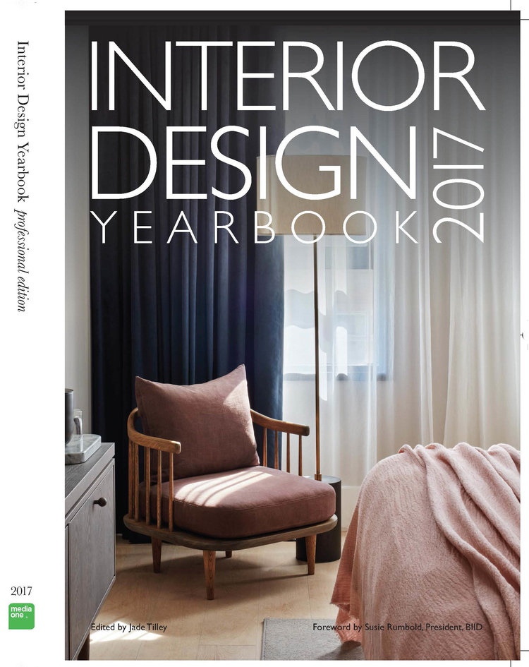 INTERIOR DESIGN YEARBOOK 2017 Susan Knof Contributes On The Topic