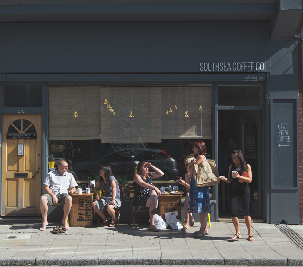 southsea coffee summer