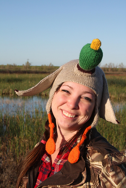The Duck Hat by Emily Ringelman