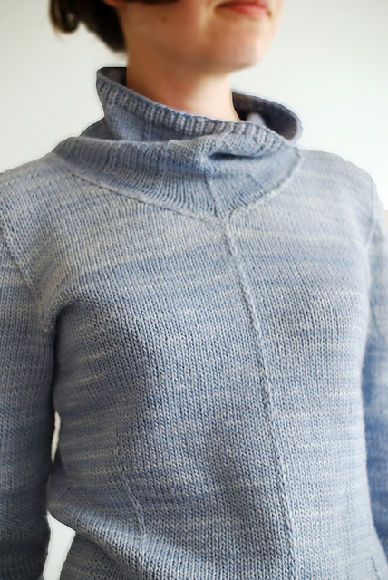 Arrow Pullover by Katya Frankel