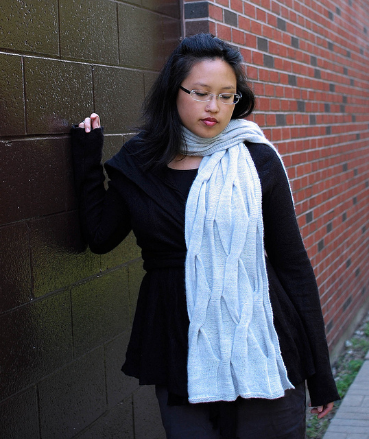 Ashworth Scarf by Laura Chau
