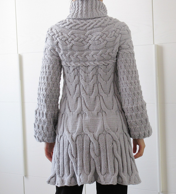 Minimissimi Sweater Coat by Cristina Ghirlanda