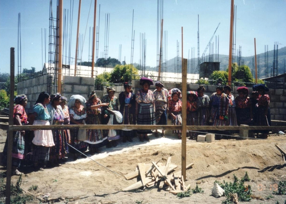Construction of the ACAM Center 2003